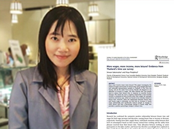 Business Economics Lecturer's Paper gets Published in the SJR and Scopus
